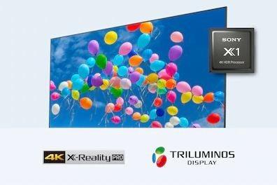 Sony Bravia LED KD-65XH8096