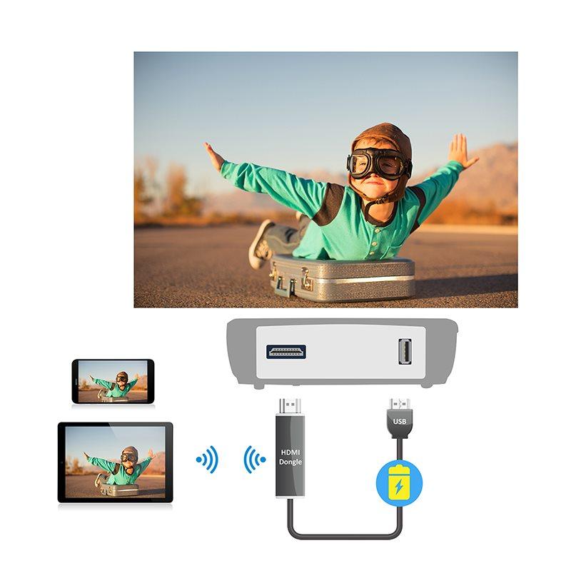 Projektor Viewsonic PX747-4K DLP