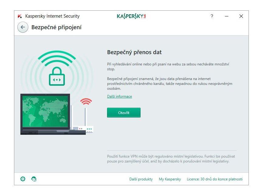 Bezpečný přenos dat