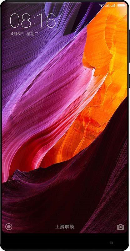 Xiaomi Mi Mix čelní pohled