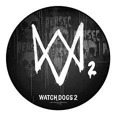 WATCH DOGS Logo - podložka - Podložka pod myš
