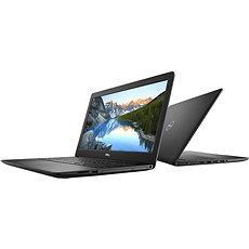 Dell Inspiron 15 3000 (3580) Black - Notebook