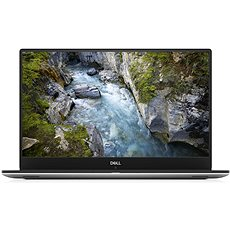 Dell XPS 15 (9570) Touch stříbrný - Notebook