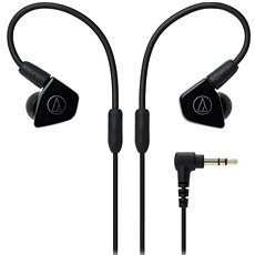 Audio-technica ATH-LS50iS black - Sluchátka s mikrofonem