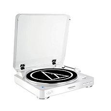 Audio-technica AT-LP60WH BT - Gramofon