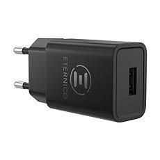 Eternico Wall Charger 1x USB 2.4A Black - Nabíječka