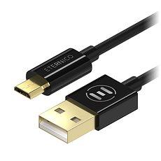 Eternico Core Micro USB 0.5m Black - Datový kabel