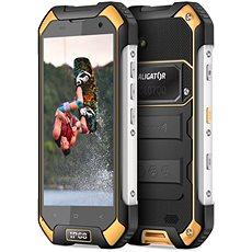Aligator RX550 eXtremo černo-žlutý - Mobilní telefon