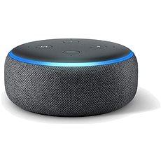 Amazon Echo Dot 3.generace Charcoal - Hlasový asistent