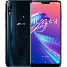 Asus ZenFone Max Pro M2 modrá - Mobilní telefon