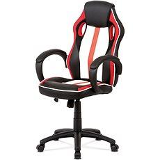 AUTRONIC KA-V505 červená - Kancelářská židle
