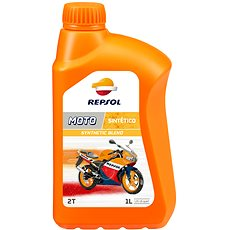 REPSOL MOTO SINTETICO 2-T 1l - Motorový olej