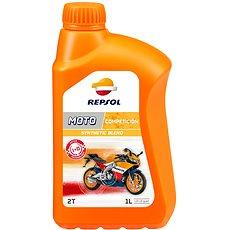 REPSOL MOTO COMPETICION 2-T 1l - Motorový olej