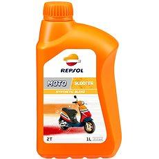 REPSOL MOTO SCOOTER 2T 1l - Motorový olej