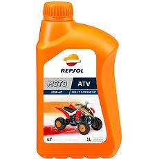 REPSOL MOTO ATV 4T 10W-40 1l - Motorový olej