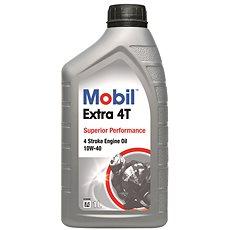 Mobil Extra 4T 10W-40 1l - Motorový olej
