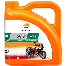 REPSOL MOTO RIDER 4T 20W-50 4l - Motorový olej