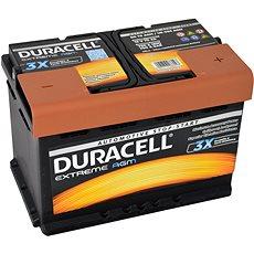 Duracell Extreme AGM DE 70 AGM, 70Ah, 12V ( DE70AGM ) - Autobaterie