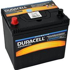 Duracell Advanced DA 60L, 60Ah, 12V ( DA60L ) - Autobaterie