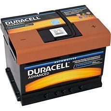 Duracell Advanced DA 60T, 60Ah, 12V ( DA60T ) - Autobaterie