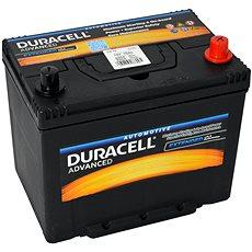 Duracell Advanced DA 70, 70Ah, 12V ( DA70 ) - Autobaterie