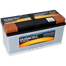 Duracell Advanced DA 110, 110Ah, 12V ( DA110) - Autobaterie