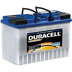 Duracell Marine & Caravan DL 115, 115Ah, 12V (DL115) - Trakční baterie