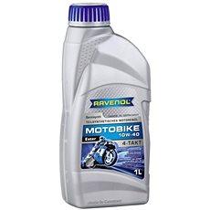 RAVENOL Motobike 4-T Ester 10W-40; 1 L - Motorový olej