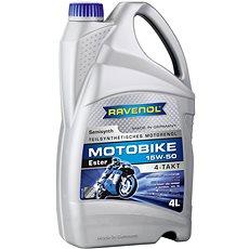 RAVENOL Motobike 4-T Ester 15W50; 4 L  - Motorový olej