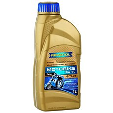 RAVENOL Motobike 4-T Ester 10W60; 1 L  - Motorový olej
