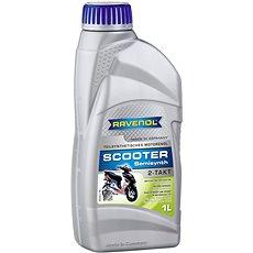 RAVENOL SCOOTER 2-Takt Teilsynth.; 1 L  - Motorový olej