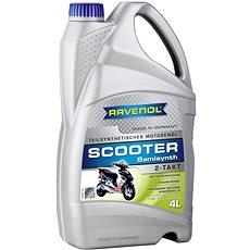 RAVENOL SCOOTER 2-Takt Teilsynth.; 4 L  - Motorový olej