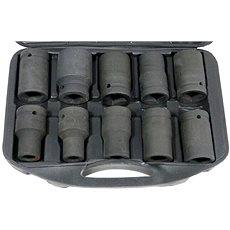 """GEKO Sada nástrčných hlavic 1"""", 10ks, 17-41mm - Příslušenství"""