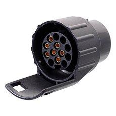 COMPASS redukce zásuvky tažného zařízení 7/13 pólů - Redukce zásuvky tažného zařízení