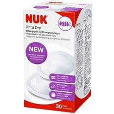 NUK Prsní vložky Ultra Dry (30 ks) - Vložky do podprsenky