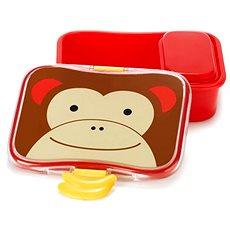 Skip hop Zoo Krabička na svačinu - Opička - Svačinový box