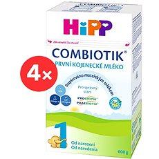 HiPP 1 BIO Combiotik - 4× 600 g - Kojenecké mléko