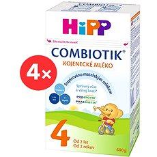 HiPP 4 Junior Combiotik - 4× 600 g - Kojenecké mléko