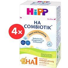 HiPP HA 1 Combiotik - 4× 500 g - Kojenecké mléko