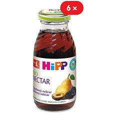 HiPP BIO Švestkový nektar - 6× 200 ml - Nápoj