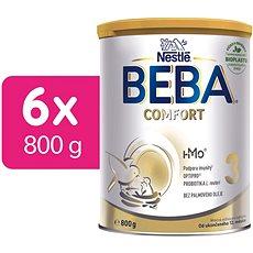BEBA OPTIPRO COMFORT 3 (6× 800 g) - Kojenecké mléko