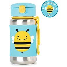 Skip hop Zoo Láhev na vodu - Včelka - Láhev na pití pro děti