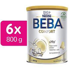 BEBA OPTIPRO COMFORT 4 (6× 800 g) - Kojenecké mléko