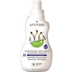 ATTITUDE 2v1 s vůní Mountain Essentials 1,05 l (35 praní) - Eko prací gel