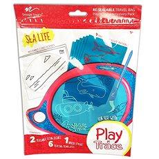 Boogie Board Play and Trace - Mořský život, vyměnitelná šablona - Příslušenství