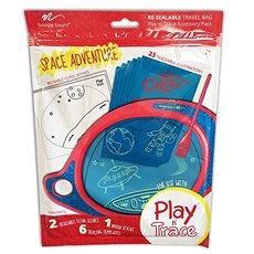 Boogie Board Play and Trace - Vesmírné dobrodružství, vyměnitelná šablona - Příslušenství