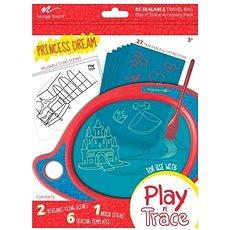 Boogie Board Play and Trace - Sny princezny, vyměnitelná šablona - Příslušenství