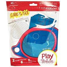 Boogie Board Play and Trace - Učení, vyměnitelná šablona - Příslušenství