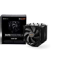 Be quiet! DARK ROCK PRO 4 - Chladič na procesor