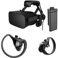 Oculus Rift + Oculus Touch + TPCast Oculus - Brýle pro virtuální realitu